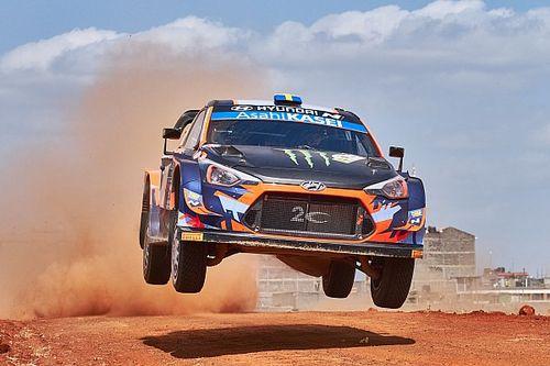 Solberg wraca do auta WRC