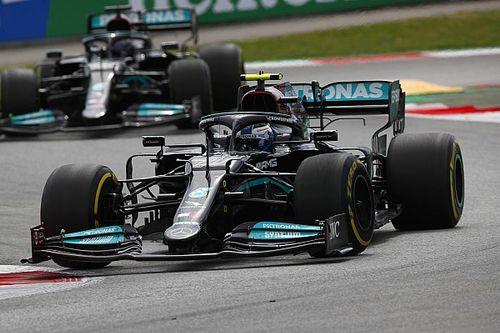 """Bottas sur Hamilton : """"Je ne suis pas là pour laisser passer"""""""