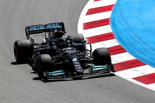 Hasil FP2 F1 GP Spanyol: Mercedes Cepat dengan Ban Medium