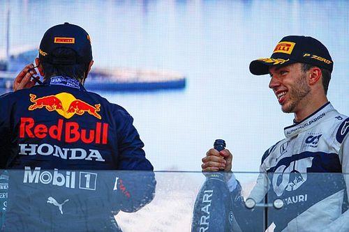 """Gasly : """"Encore un peu tôt"""" pour savoir ce que Red Bull fera en 2022"""