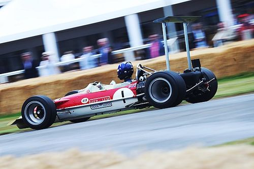 LIVE: Goodwood Festival of Speed