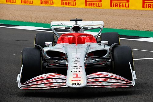 """A Ferrari 2022-es autója """"jelentősen eltér"""" az F1 által bemutatott modelltől"""