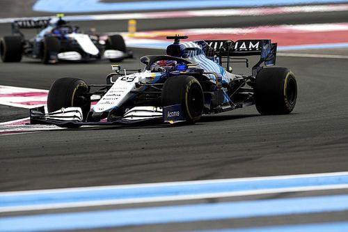 "Russell na P12 in Frankrijk: ""Beste F1-race in dienst van Williams"""