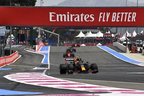 ¿Por qué Pérez no recibió sanción en el GP de Francia de F1?