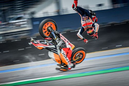 MotoGP 2019: moins de chutes, Zarco devant Marquez
