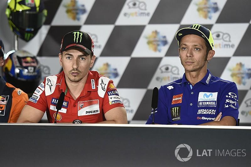Jorge Lorenzo zur Yamaha-Krise: