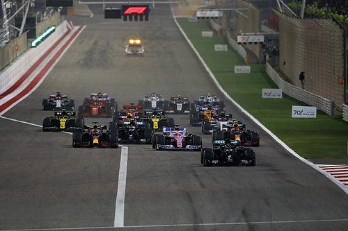 الفورمولا واحد تعدل مواعيد انطلاق السباقات لموسم 2021