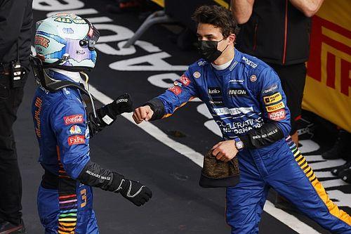 McLaren, takımın yararına olduğu sürece pozisyon takaslarına devam edecek