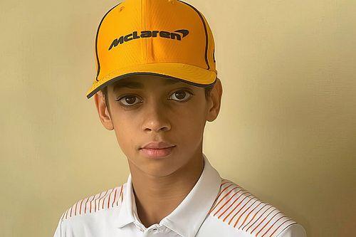 McLaren Beri Kontrak Jangka Panjang Pembalap Karting Usia 13 Tahun