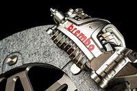 Brembo: c'è anche la pinza GP4 fra i segreti Suzuki