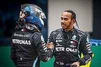 Hamilton pide que se respete a Bottas porque se enfrenta a él