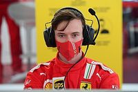 Ferrari F1 tester Ilott set for GT programme in 2021