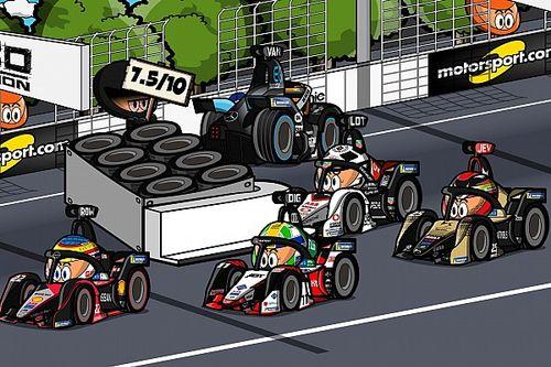 Vídeo: la caótica carrera del ePrix de Roma I, por MinEDrivers