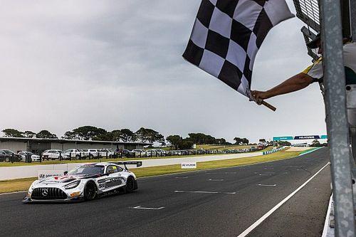 Feeney set to replace van Gisbergen in Triple Eight GT car
