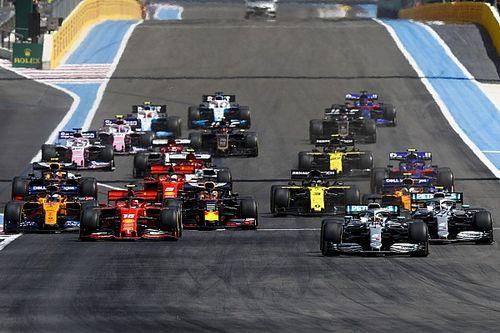 Le GP de France F1 à suivre en streaming live sur Motorsport.com