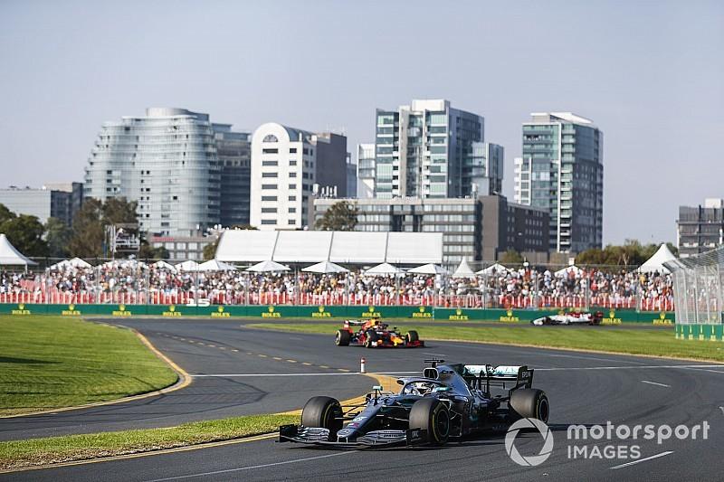 Mercedes découvre des dégâts sur le fond plat de Hamilton