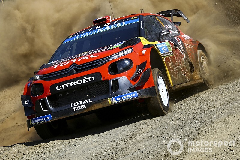 Ogier domina la prima tappa del Rally del Messico. I suoi rivali si sono ritirati tutti