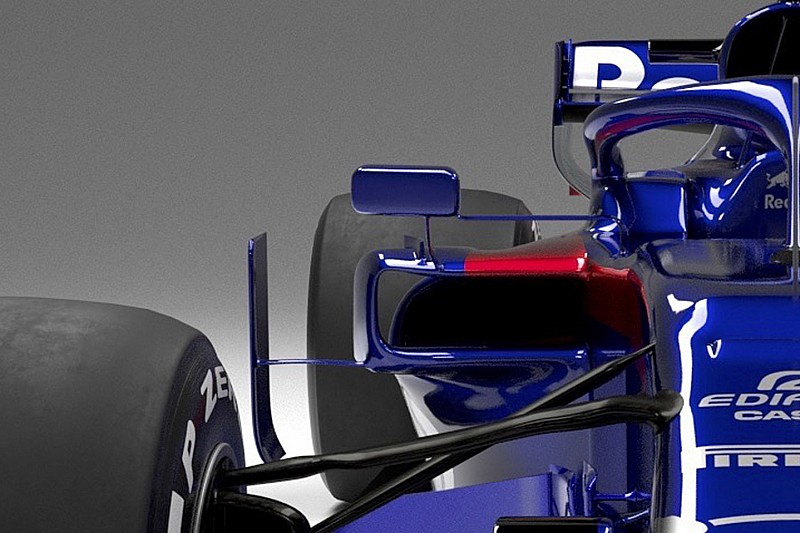 Toro Rosso, Egginton: