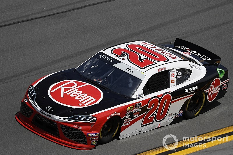 Bell predicts Truck-style Xfinity Series opener at Daytona