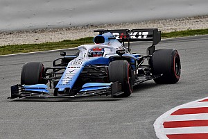 Williams no entra en pánico pero prepara cambios
