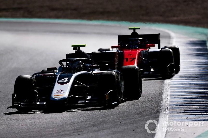 Tes F2 Jerez: De Vries berkuasa, Schumacher ketiga, Gelael P12