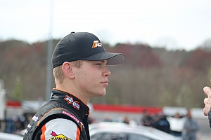 Adam Lemke earns first win for Chevy's driver development program