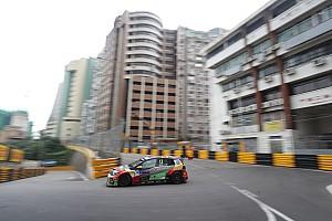 Rob Huff asienta su reinado en Macao con otra pole position