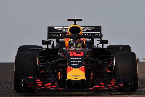 Red Bull fa subito esordire da pilota titolare Pierre Gasly nei test Pirelli di Yas Marina