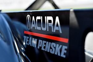 Así lucirá el Acura de Montoya en la temporada 2019 de IMSA