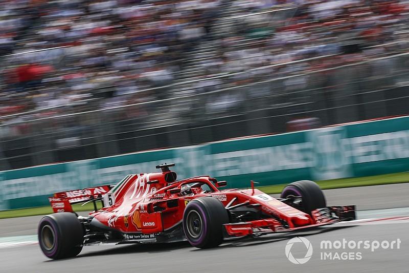 Vettel bantah Ferrari pernah punya mobil dominan di 2018