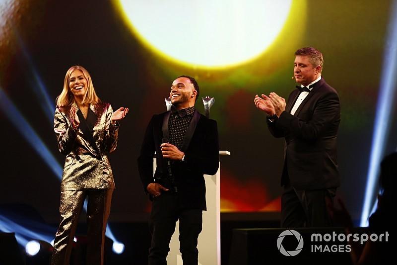 Autosport Awards: Hamilton gana el premio al Mejor Piloto Internacional