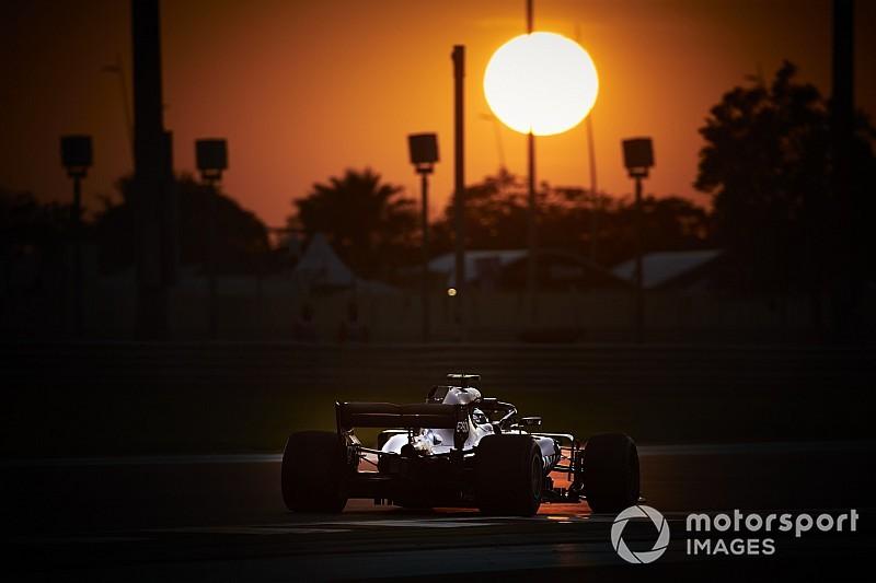 【動画】F1最終戦アブダビGPフリー走行2回目ハイライト