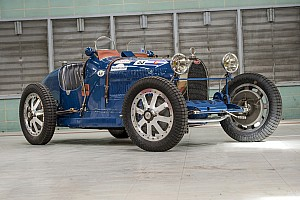 Ex-Louis Chiron Bugatti Type 35A racer set for auction
