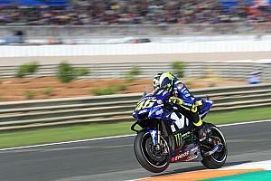 """Rossi: """"Solo hay una Yamaha que corre: a mí me tocó en Sepang, aquí a Maverick"""""""