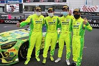 最後まで波乱続きだった富士24時間、新規チームの888号車HIRIXがデビューウィン