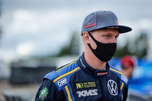 Kristoffersson Turun di RallyX Nordic