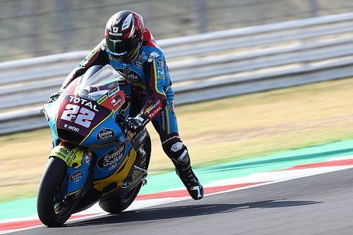 Barcelona Moto2: İlk antrenman seansının lideri Lowes