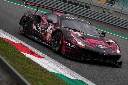Iron Lynx's all-female Ferrari crew steps up to WEC