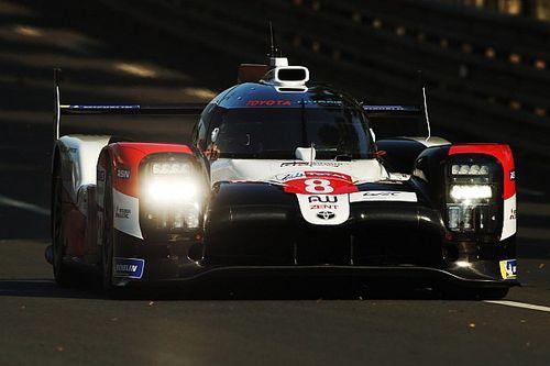 24h Le Mans, Libere 2: ancora Toyota, Porsche rialza la testa
