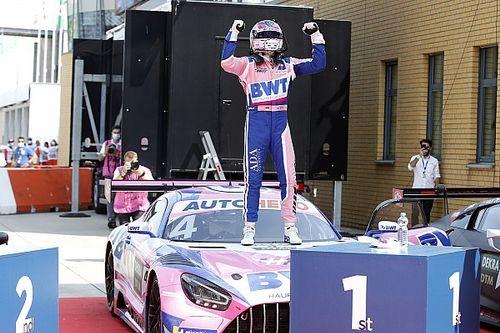 Götz pakt op Lausitzring eerste DTM-overwinning