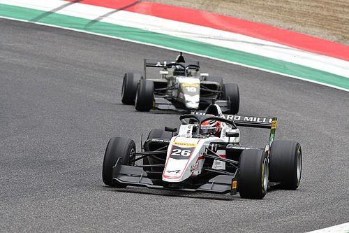 Formula Regional: Saucy si laurea campione al Mugello