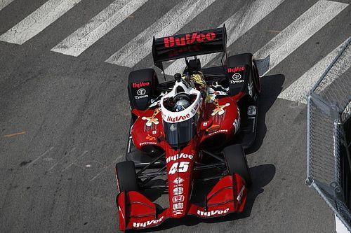 IndyCar: Askew disputerà le ultime 3 gare dell'anno con RLL