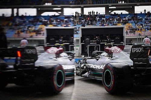 ¡Bottas monta el sexto motor de combustión y penaliza en Austin!