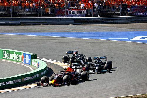 霍纳:目前红牛和梅赛德斯的赛车只差0.1秒
