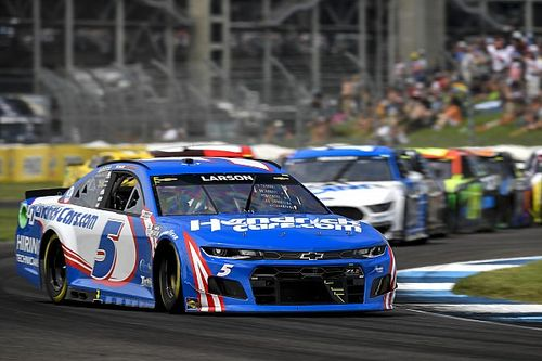2021 NASCAR Cup Series playoff grid is set