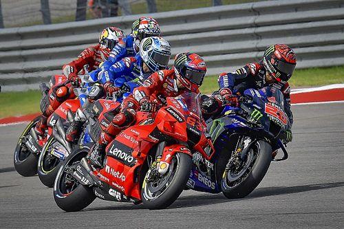 Le MotoGP confirme son calendrier 2022 provisoire