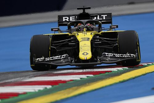 Renault: niente power unit evoluta in Austria e nel 2020