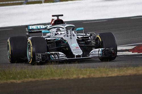 Mercedes apunta a tener actualizaciones en Austria