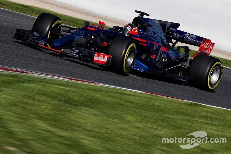 Toro Rosso sur la bonne voie mais encore loin du compte