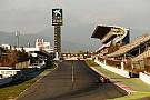 По какому графику пилоты будут работать на тестах Ф1 в Барселоне